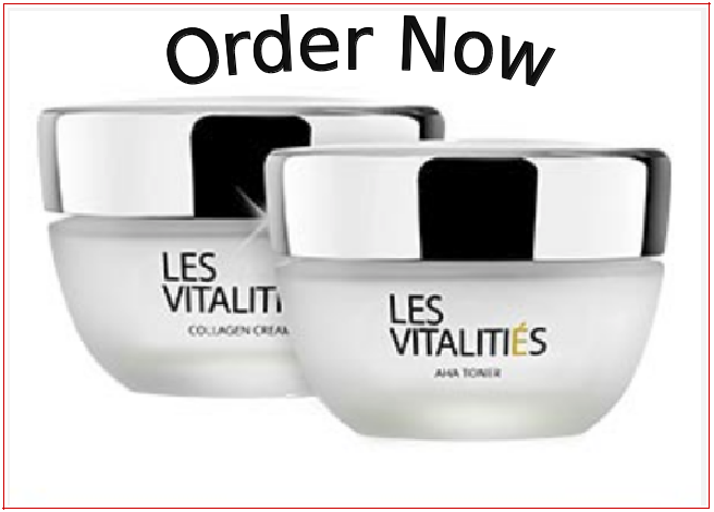 Les Vitalities Cream Anti-Aging Cream